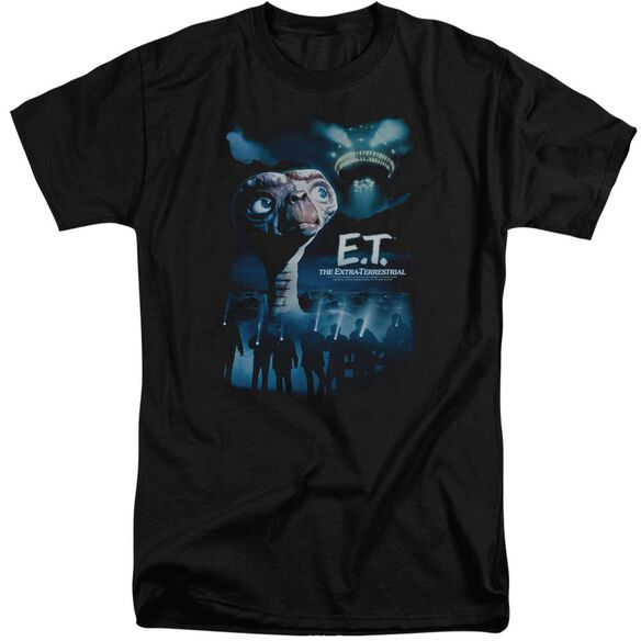 Et Going Home Short Sleeve Adult Tall T-Shirt
