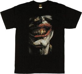Joker Evil Smile T-Shirt