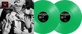 Halestorm - Vicious [Exclusive 2LP Transparent Green Vinyl]