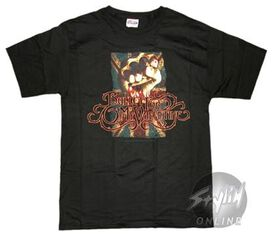 Bullet for My Valentine Knuckles T-Shirt