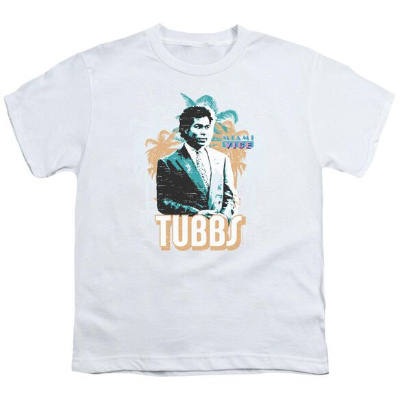 Miami Vice Tubbs Short Sleeve Youth T-Shirt