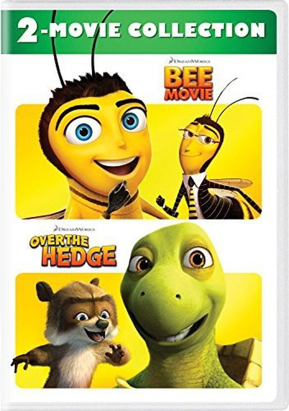 Bee Movie/Over The Hedge: 2-Movie Collection