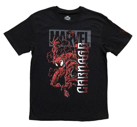 Maximum Carnage Exclusive T-Shirt