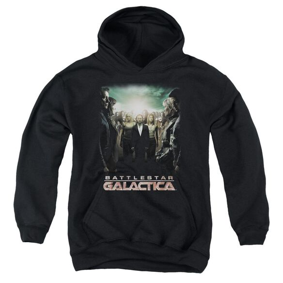 Bsg Crossroads Youth Pull Over Hoodie