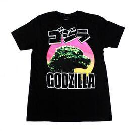 Godzilla Kanji Kids T-Shirt