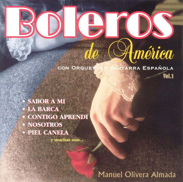Boleros De America 0999