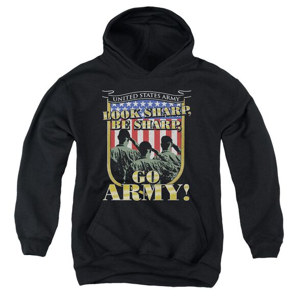 Army Go Army Youth Pull Over Hoodie