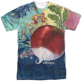 Fraggle Rock Giant Radish Short Sleeve Adult Poly Crew T-Shirt