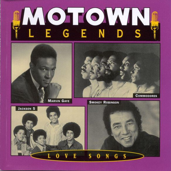 Motown Love Songs / Various