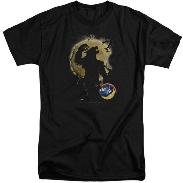 Moon Pie Howling Moon Pie Short Sleeve Adult Tall T-Shirt