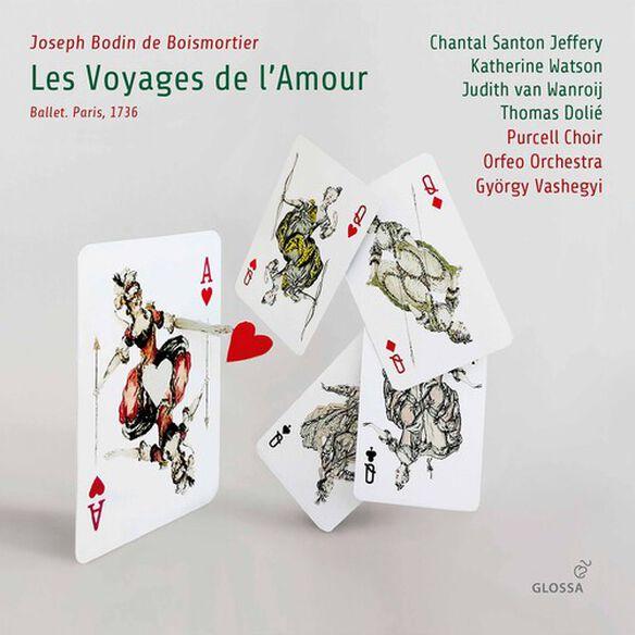 Boismortier/ Jeffery/ Vashegyi - Les Voyages de L'amour