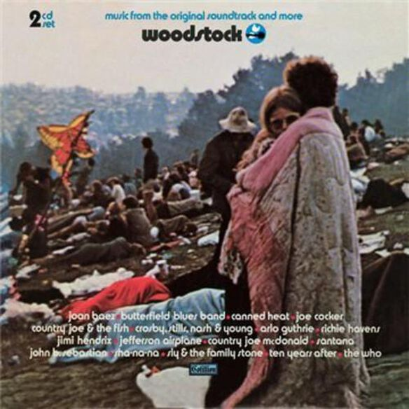 Woodstock: Music From Original Soundtrack & More