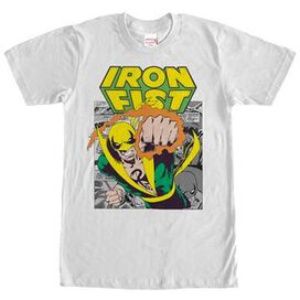 Iron Fist Chi Punch T-Shirt