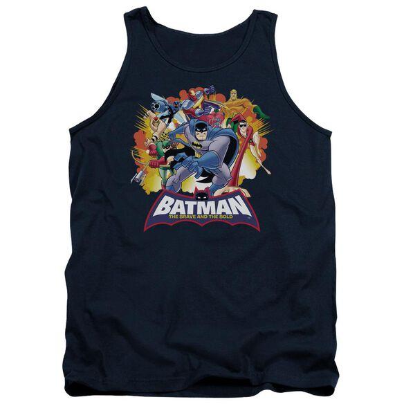 Batman Bb Explosive Heroes Adult Tank