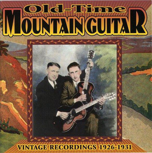 Old Time Mountain Guitar / Various
