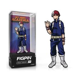 My Hero Academia - Shoto Todoroki FiGPiN