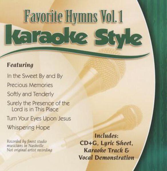 Karaoke Style: Favorite Hymns 1 / Various