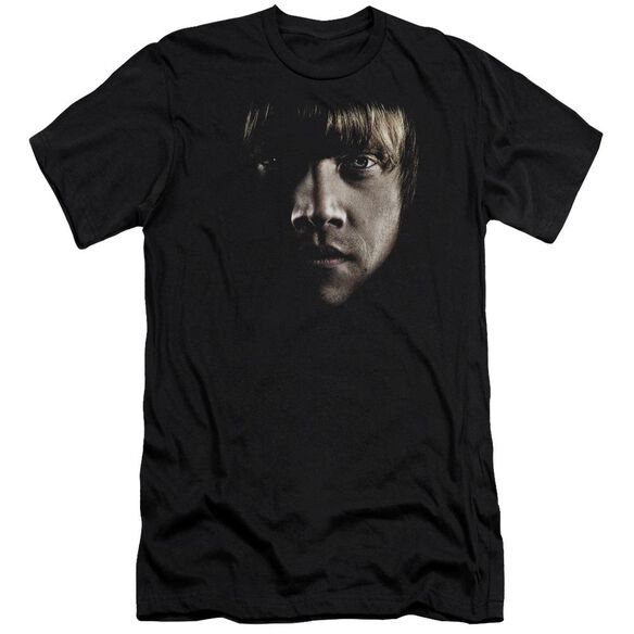 Harry Potter Ron Poster Head Short Sleeve Adult T-Shirt