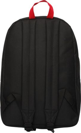 Harley Quinn Distressed Batman Logo Backpack