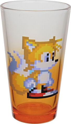 Sonic the Hedgehog 16-Bit Group Pint Glass Set