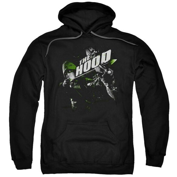 Arrow Take Aim Adult Pull Over Hoodie