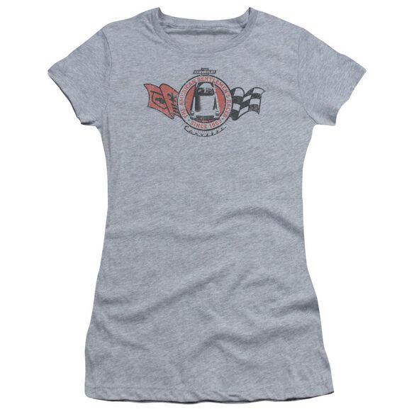 Chevrolet Gentlemen's Racer Short Sleeve Junior Sheer Athletic T-Shirt