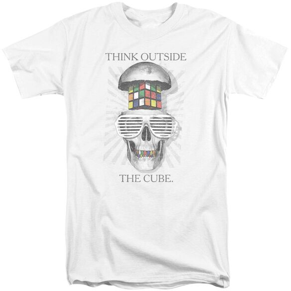 Rubik's Cube Outside The Cube Short Sleeve Adult Tall T-Shirt