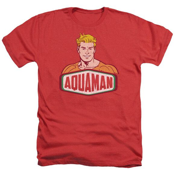 Dco Aquaman Sign Adult Heather