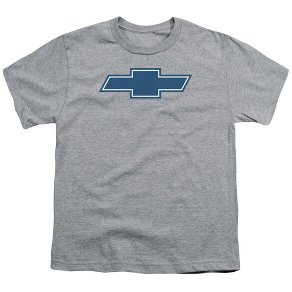 Chevrolet Simple Vintage Bowtie Short Sleeve Youth Athletic T-Shirt