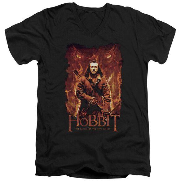 Hobbit Fates Short Sleeve Adult V Neck T-Shirt