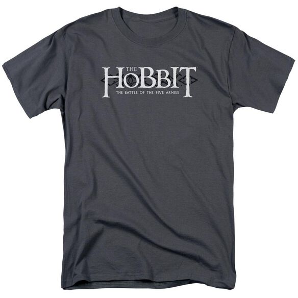 Hobbit Ornate Logo Short Sleeve Adult T-Shirt