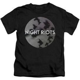 Night Riots Flock Short Sleeve Juvenile T-Shirt