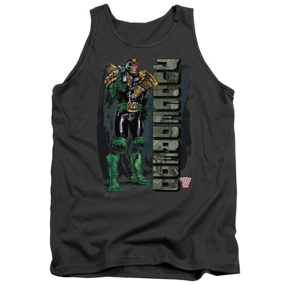 Judge Dredd Blam Adult Tank