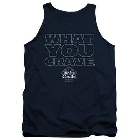 White Castle Craving Adult Tank