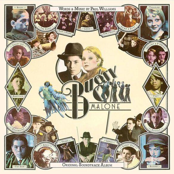 Paul Williams - Bugsy Malone (Original Soundtrack Album)