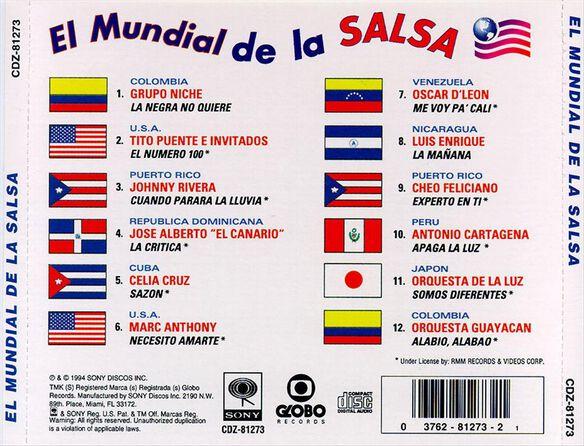 El Mundial De La Salsa894