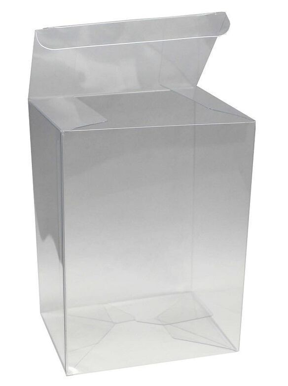 Chalice Collectible Protector Box - fits Funko POP! standard single size [20 count]