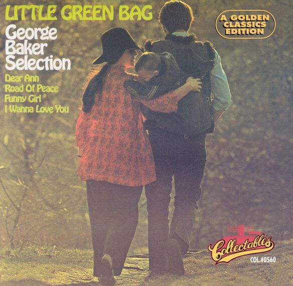 Little Green Bag 1193