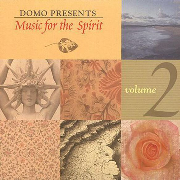 Various Artists - Music For The Spirit Vol.2