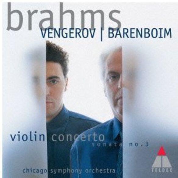 Maxim Vengerov - Brahms Violin Concerto