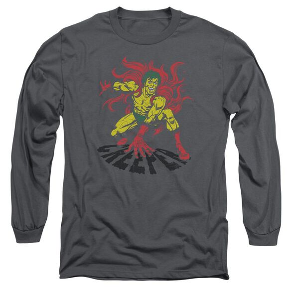 Dco Creeper Long Sleeve Adult T-Shirt