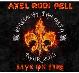 Axel Rudi Pell - Live On Fire