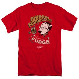 A Christmas Story Fudge Short Sleeve Adult T-Shirt