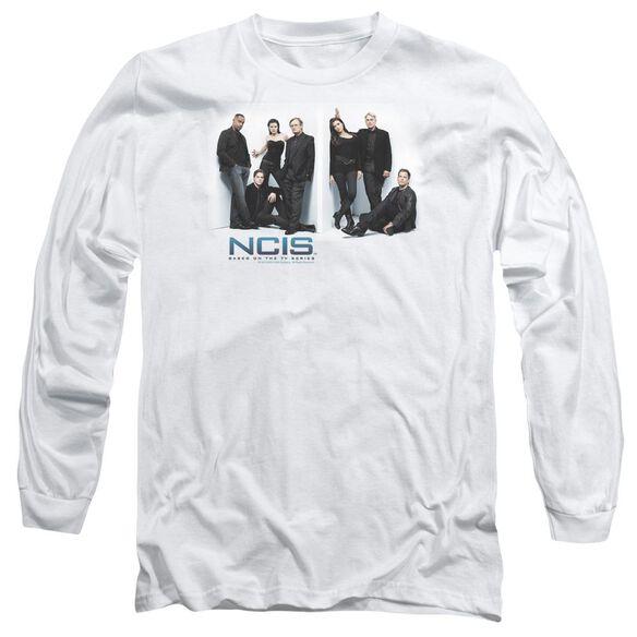 Ncis Room Long Sleeve Adult T-Shirt