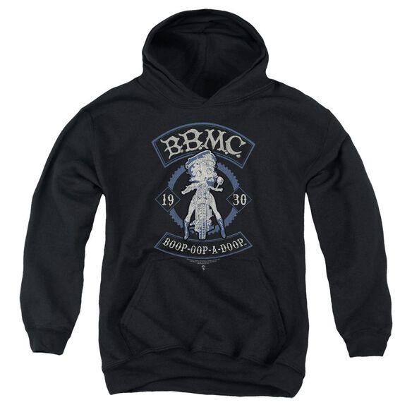 Betty Boop B.B.M.C. Youth Pull Over Hoodie