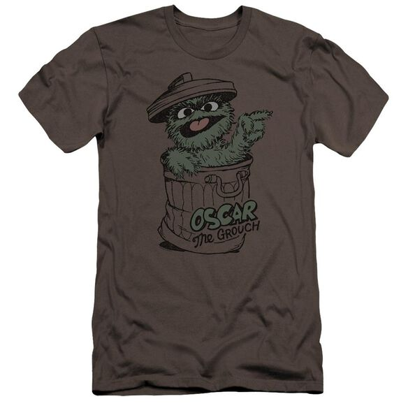 Sesame Street Early Grouch Hbo Short Sleeve Adult T-Shirt
