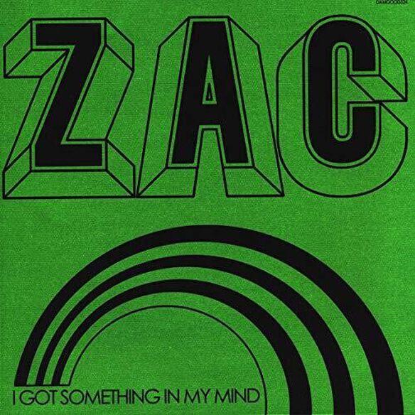 Zac - Something In My Mind