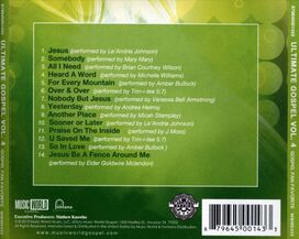 Various Artists - Ultimate Gospel, Vol. 4: Gospel Fan Favorite