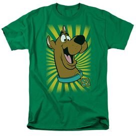 Scooby Doo™ T Shirt Short Sleeve Adult Kelly T-Shirt