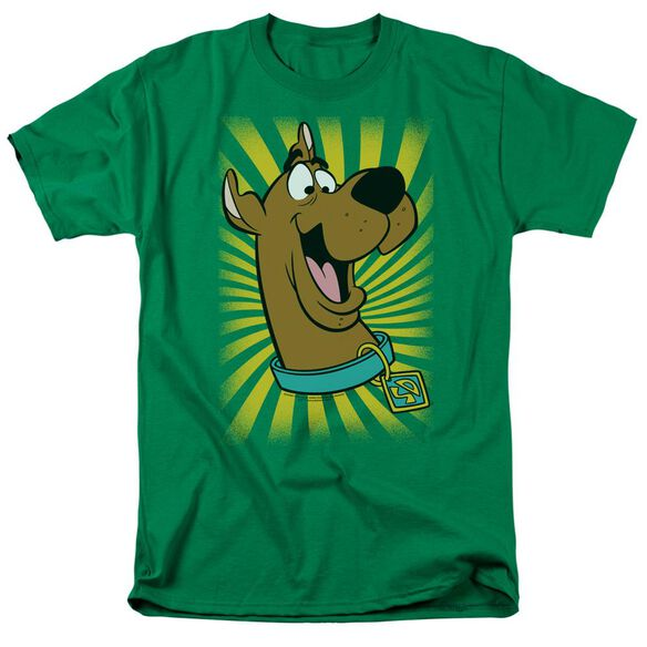 Scooby Doo™ T Shirt Short Sleeve Adult Kelly T-Shirt